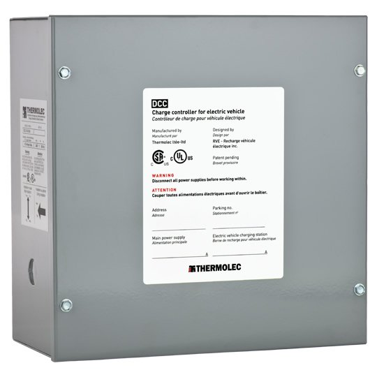 DCC-10 is the best solution for homes where no additional breaker space is available.